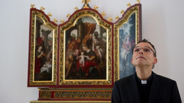 Franz-Peter Tebartz-van Elst Bischof Limburg