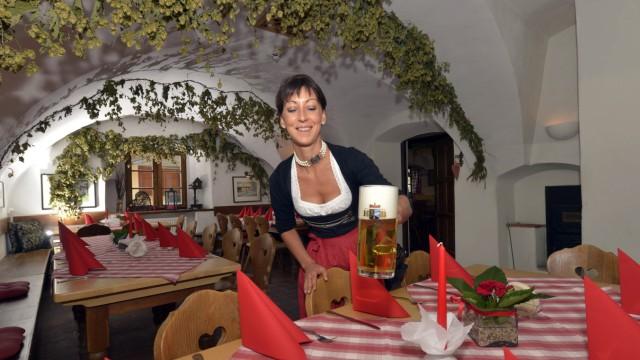 """Restaurants Wirtshaus """"D'Feldwies"""" am Chiemsee"""