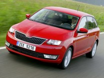 Škoda Rapid Spaceback, Škoda, Škoda Rapid, Fließheck