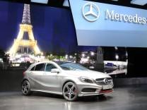 Mercedes, Frankreich, Kältemittel, Kältemittelstreit, Klimaanlage