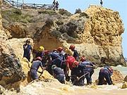 Felseinsturz an der Algarve, AFP