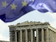 Europa springt Griechenland bei, dpa