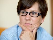 Jobcenter-Mitarbeiterin Inge Hannemann
