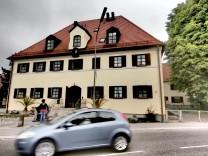 Mammendorf: Asylbewerberunterkunft / ehemalige Pension St. Jakob