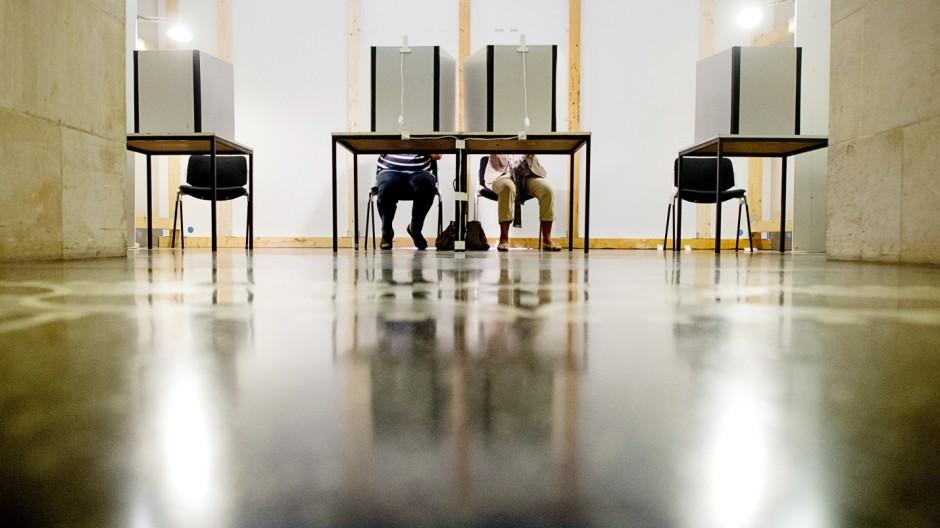 Bundestagswahl 2013 - Wähler