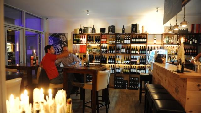 Neue Bar in München: Vinothek Merlins - München - Süddeutsche.de
