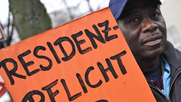 Rheinland-Pfalz schafft Residenzpflicht für Asylbewerber ab