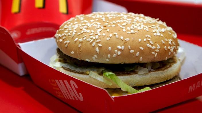Burger Mc Donalds
