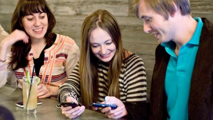 Microsoft interessiert sich für Foursquares Datenschatz