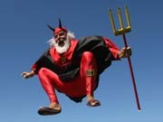 El Diablo, AFP