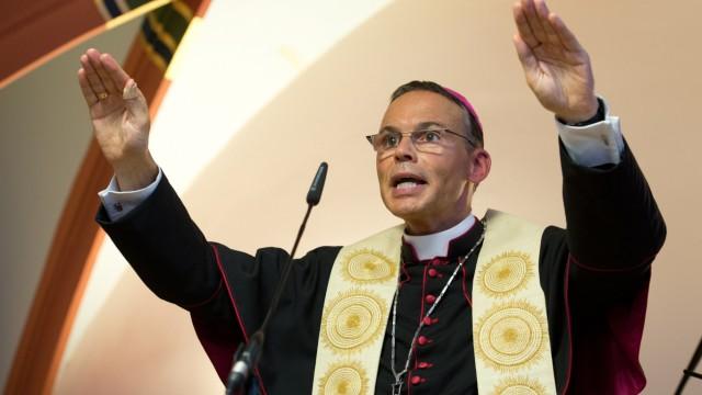 Bischof Tebartz-van Elst segnet Krabbelstube