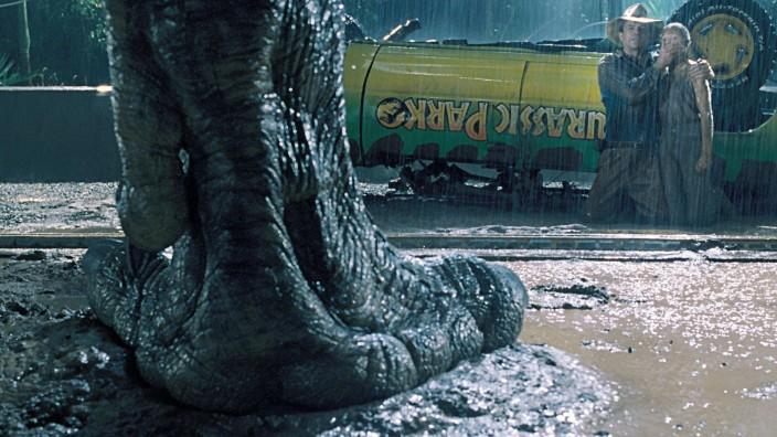 """Film """"Jurassic Park 3D"""" von Steven Spielberg"""