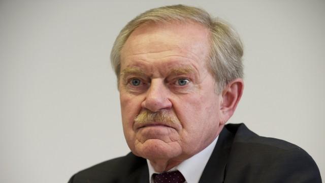OLG-Präsident Karl Huber