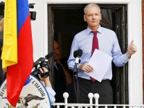 """´Wikileaks""""-Gründer Julian Assange"""