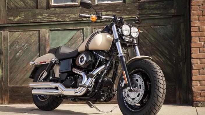 Harley-Davidson Dyna Fat Bob, Harley-Davidson, Fat Bob, European Bike Week