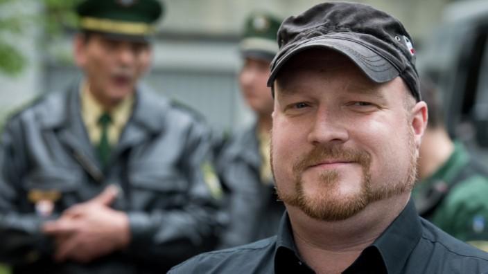 Neonazi Martin Wiese