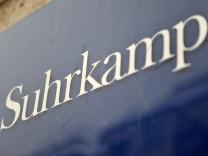 Verlagszentrale von Suhrkamp in Berlin