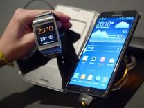 Samsung stellt Smartwatch vor