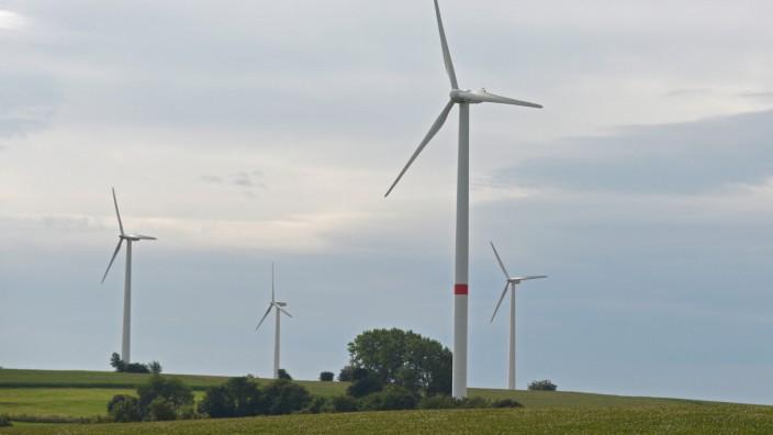 Fachtagung über Windenergie in Hessen