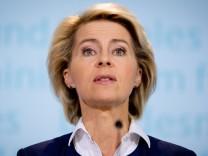 CDU-Politikerin Ursula von der Leyen