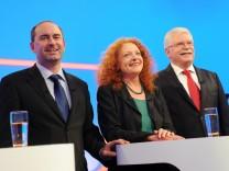 Bause, Zeil, Aiwanger, TV-Duell Landtagswahl Bayern