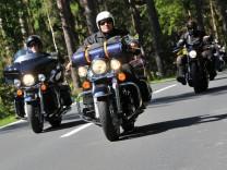 Faaker See, Harley-Davidson, European Bike Week, Kärnten