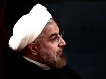 Rohani Präsident Iran
