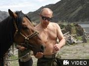 Putin, Urlaub, Reuters