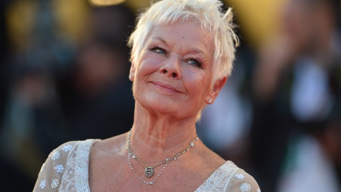 "Judi Dench begeistert in ""Philomena"" das Publikum bei den Festspielen in Venedig."