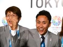 Pressekonferenz Tokio 2020
