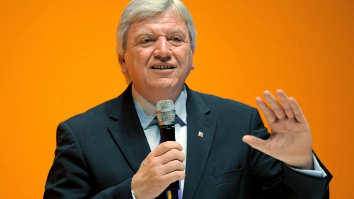 Volker Bouffier, CDU, Landtagswahl Hessen