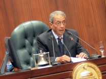 Ägypten: Amr Mussa soll Verfassungsausschuss leiten