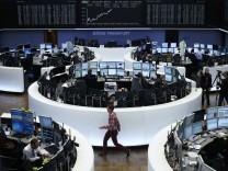 DAX: Die Deutsche Börse in Frankfurt