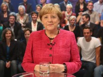Angela Merkel Wahlarena CDU ARD
