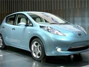 Elektroauto, Nissan Leaf; getty images