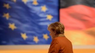 Angela Merkel Bundeskanzlerin CDU Europa
