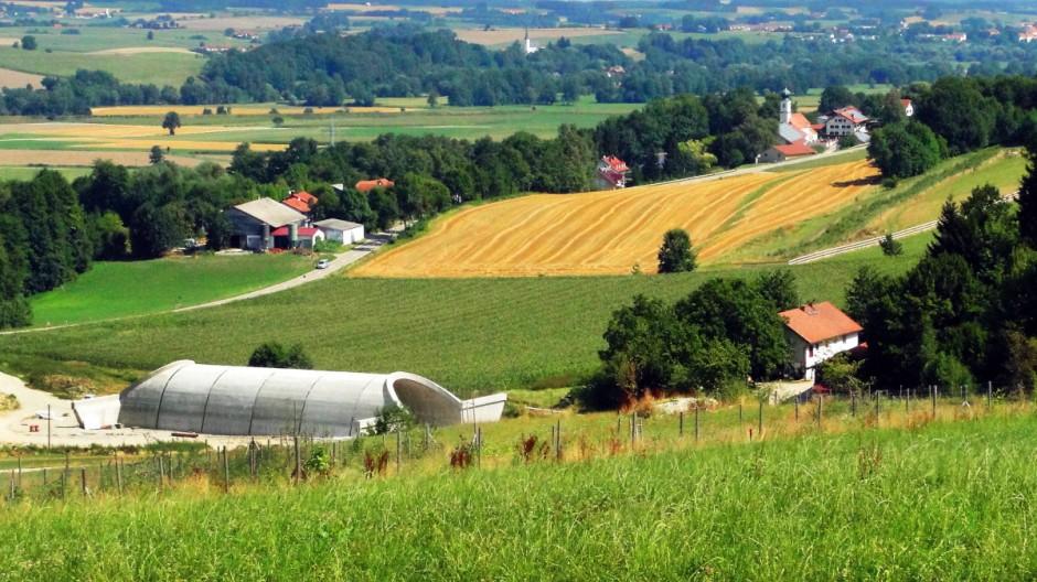 Isentalautobahn Streit um Isentalautobahn A 94