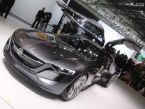 Opel, Opel Monza, IAA, IAA 2013