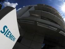 Führungswechsel bei Siemens