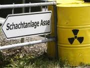 Erneut radioaktive Lauge im Atommülllager Asse festgestellt, AP