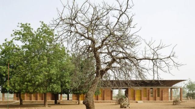 Ausstellung Architektur Afrika Pinakothek der Moderne