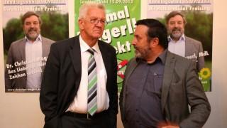 Freising Kretschmann Endspurt vor dem Urnengang