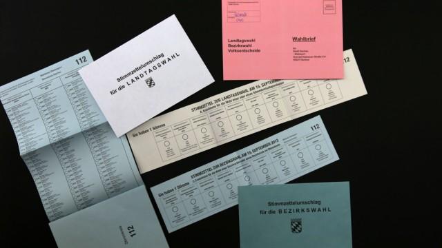 Landtagswahl Wahl