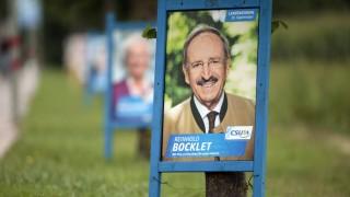 Olching-Geiselbullach: Wahlplakatierung