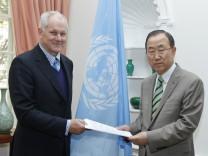 Syrien Chemiewaffenbericht der Vereinten Nationen