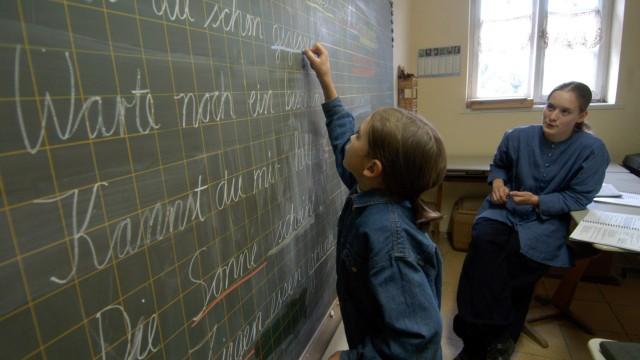 Unterricht bei den 12 Stämmen, 2004