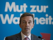AFD  Bernd Lucke  Alternative für Deutschland