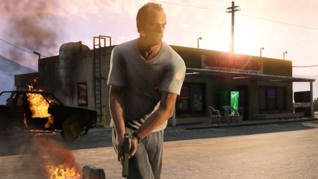 GTA 5 GTA V Computerspiel