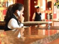 Hotel Savoy - Empfang