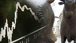 Konjunktur, Rezession, AP, dpa